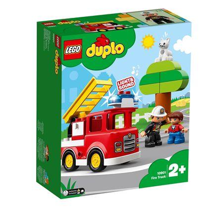 Camión de bomberos duplo town - 22510901