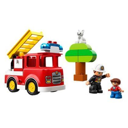 Camión de bomberos duplo town - 22510901(1)