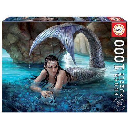 Puzzle 1000 profundidades ocultas, anne stokes - 04017972