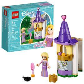 Pequeña torre de rapunzel disney princess