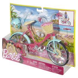Bici de barbie
