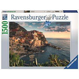 Puzzle 1500 vista de cinque terre