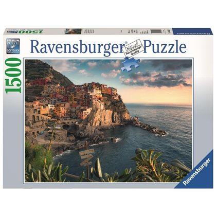 Puzzle 1500 vista de cinque terre - 26916227