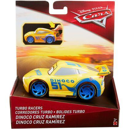 Cars cruz dinoco vehículos turbocarreras - 24571090(1)