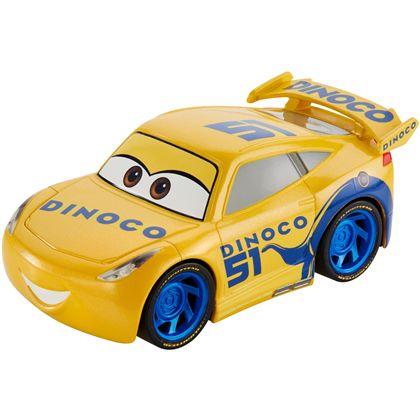 Cars cruz dinoco vehículos turbocarreras - 24571090