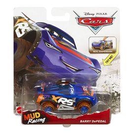 Barry depedal cars xrs mud racing
