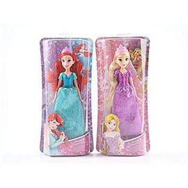 Princesas shimmer fashion doll