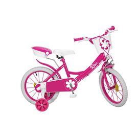"""Bicicleta 16"""" colors rosa"""