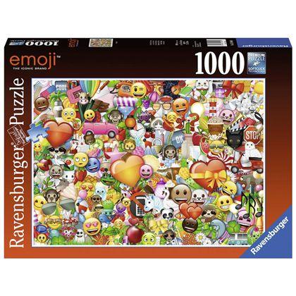 Puzzle 1000 emoji - 26915984