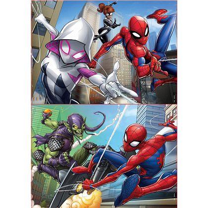 Puzzle 2x48 spider-man fsc(r) - 04018099(1)