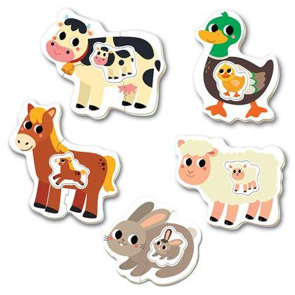 Puzzle infantil la granja - 04017574(1)