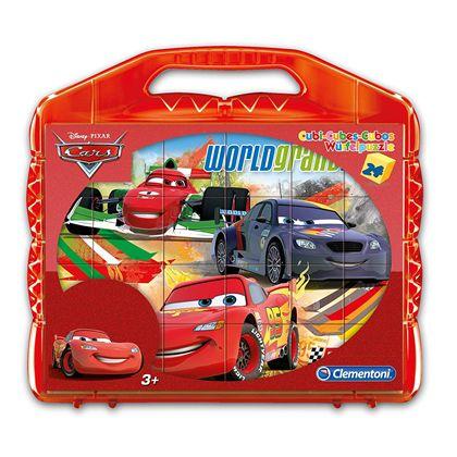 Maletin cars 24 cubos - 06642447