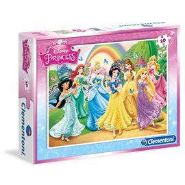 Puzzle princesas disney 30 piezas
