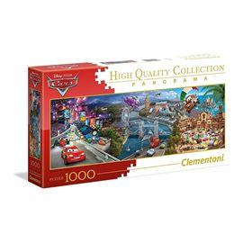 Puzzle 1000 cars
