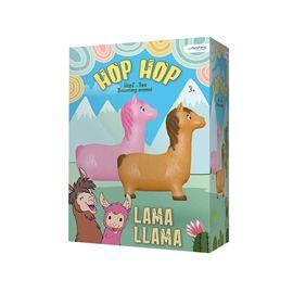 Hop hop llama