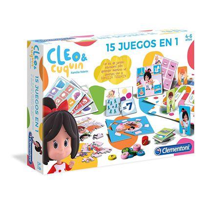 Educacion infantil cleo & cuquin - 06655246