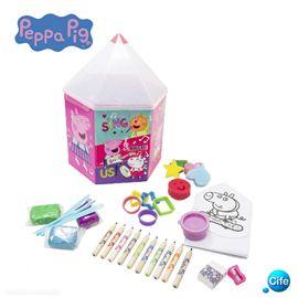 Crayon de actividades peppa pig
