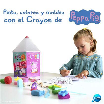 Crayon de actividades peppa pig - 30541342(1)