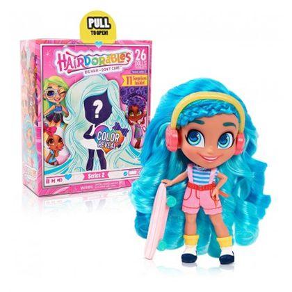 Hairdorables s2- muñeca - 23407647