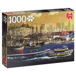 Puzzle 1000 bahia san francisco