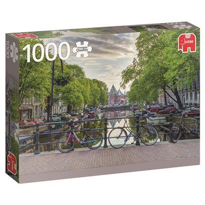 Puzzle 1000 amsterdam - 09518548