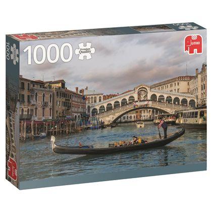 Puzzle 1000 rialto bridge venecia - 09518556