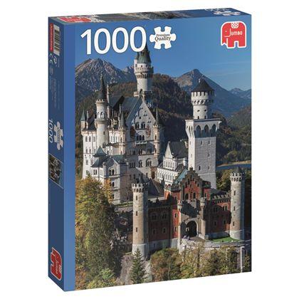Puzzle 1000 neuschwastein - 09518558