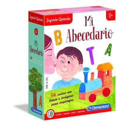 Aprendo el alfabeto - 06655315