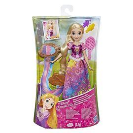 Rapunzel estilo arco iris