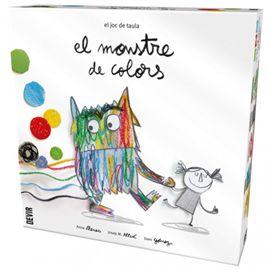 El monstre de colors (català)