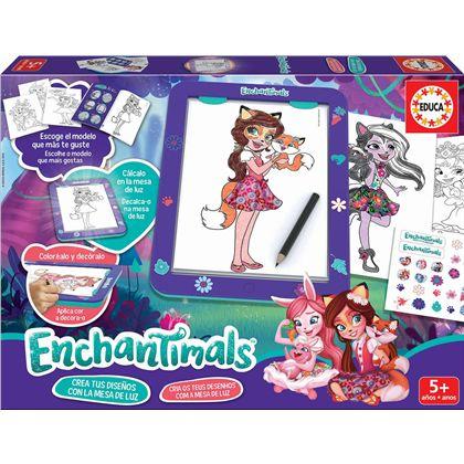 Mesa de diseño enchantimals - 04017937