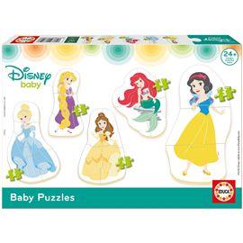 Puzzle baby disney princesas
