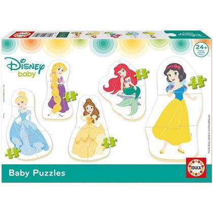 Puzzle baby disney princesas - 04017754