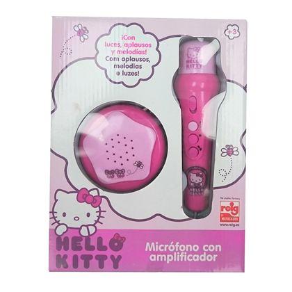 Micro de mano hello kitty - 31001501