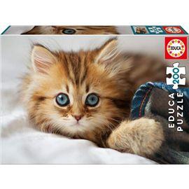 Puzzle 200 gatito