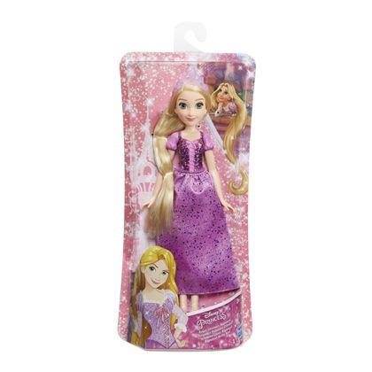 Muñeca rapunzel brillos disney - 25554906(1)