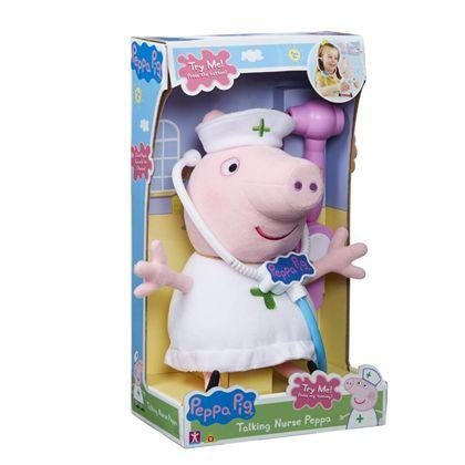 Peppa pig enfermera - 02506713