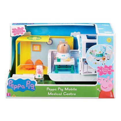 Ambulancia y centro médico peppa pig - 02506722