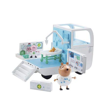Ambulancia y centro médico peppa pig - 02506722(2)