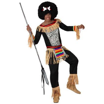 Zulú hombre m-l - 01915301