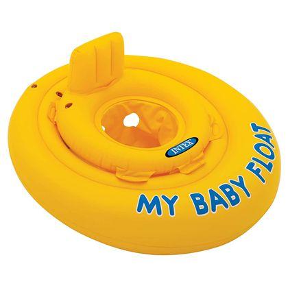 Flotador bebé 6 a 12 meses 70cm - 90756585