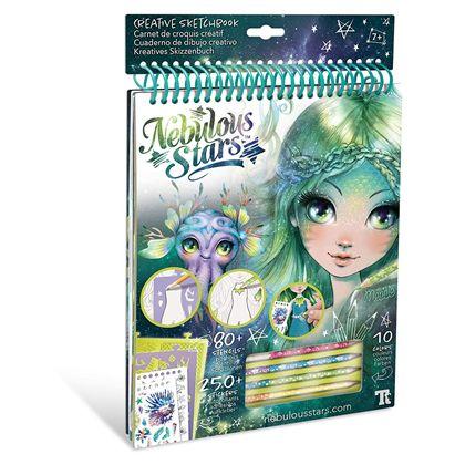 Cuadernos creativos marinia verde - 04017593