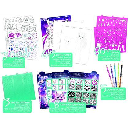 Cuadernos creativos marinia verde - 04017743(1)