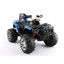 Quad maverick blue 12v. 2 motores, ruedas eva