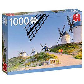 Puzzle 1000 la mancha