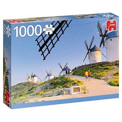 Puzzle 1000 la mancha - 09518837
