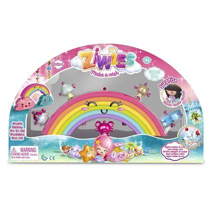 Ziwies. arco iris con 5 figuras - 13006420(1)