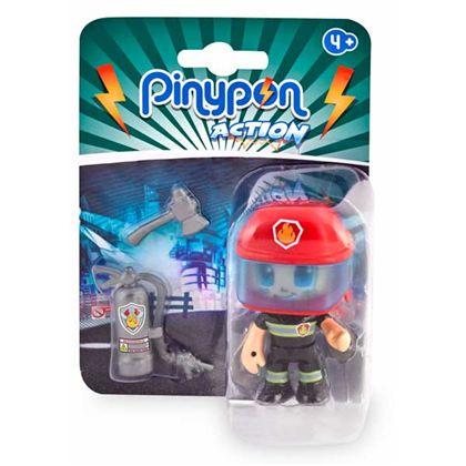Pinypon action figura bombero - 13006986(1)
