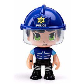 Pinypon action figura policia antidisturbios
