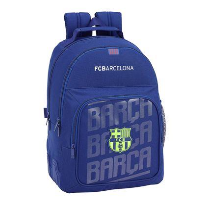 Mochila doble adapt.carro f.c.barcelona - 79132423